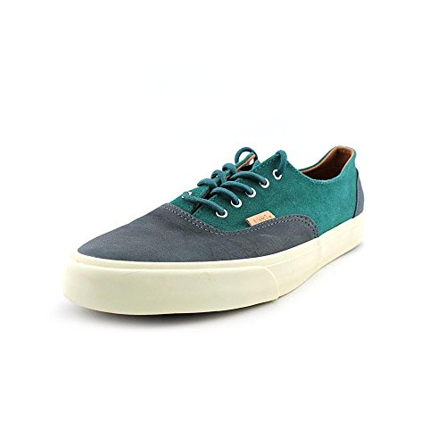 Vans Unisex Era Decon CA 2 Tone Sneakers darkslatedeepteal M10.5 W12