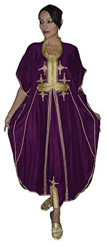 moroccan dress - 5