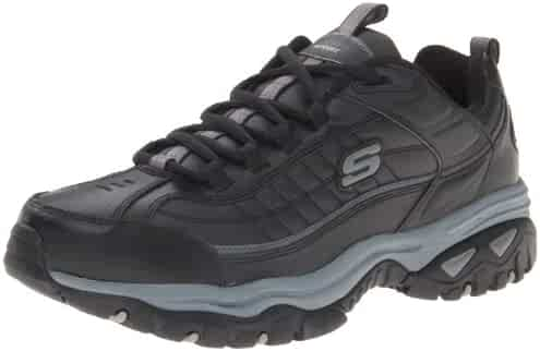 Skechers Men's Energy Afterburn Lace-Up Sneaker