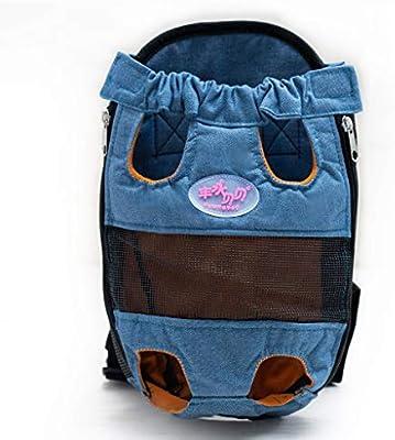 ABC pet bag Mochila para Perros Bolsa para Mascotas Bolsa para Mascotas Bolsa para Perros Teddy Bolsa para Gatos Bolsa para Gatos - L