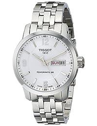 TISSOT watch PRC200 Automatic T0554301101700 Men's [regular imported goods]