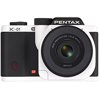 Amazon.com : Pentax Mirrorless Body Design Compatible with ...