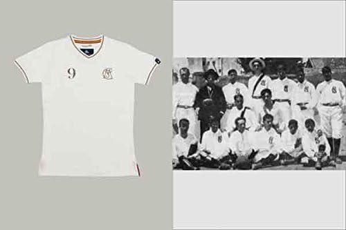 Coolligan - Camiseta de Fútbol Retro 1902 Merengues - Color - Blanco - Talla - XXS: Amazon.es: Ropa y accesorios