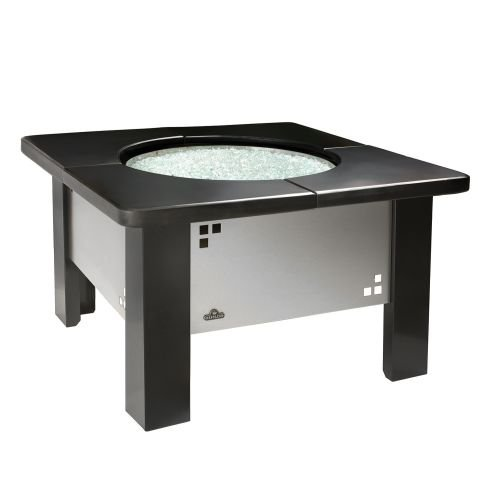 Napoleon PFTT-GK Outdoor Fireplace Patioflame Granite Table Top - Black