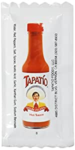 Tapatio Hot Sauce - 50 1/4 oz. Travel Packets