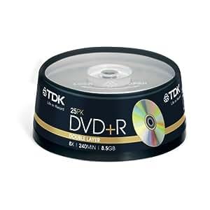 TDK T78235 - DVD+R vírgenes