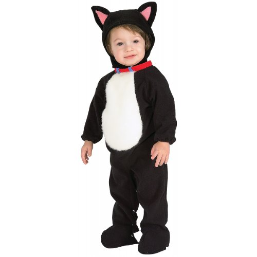[Lil' Kitty Kat Costume: Baby's Size 6-12 Months] (Halloween Costumes For 12 Month Old Girl)