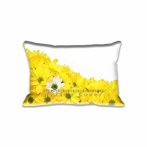Custom Design Yellow Daisies Pillow Case - Yellow Green 50 Sheet Shopping Results