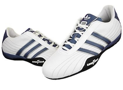 Adidas Goodyear Weiß