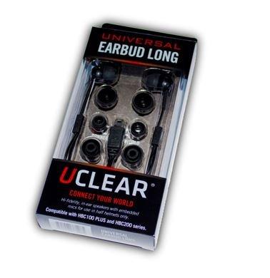 (UCLEAR Digital Long Earbuds Bluetooth Helmet Audio)