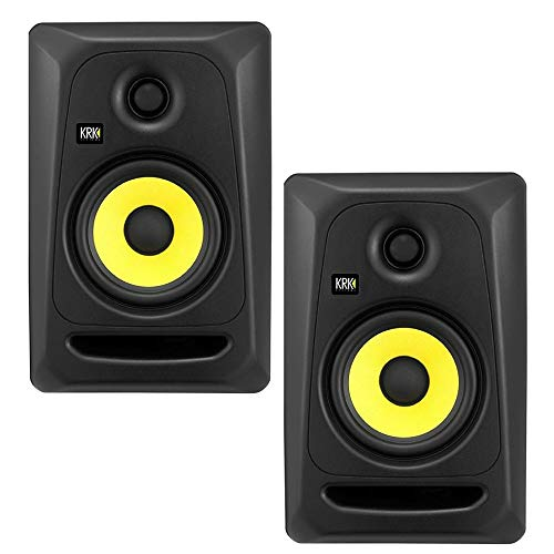 "KRK Rokit CL5 G3 Classic Professional Bi-Amp 5"" Powered Studio Monitors - PAIR"