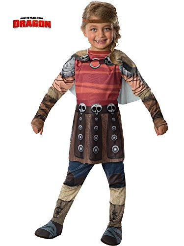 Child How To Train Your Dragon Astrid Costume