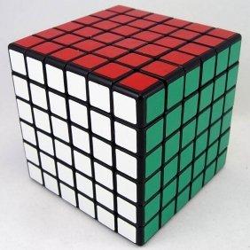 Amazon.com: Shengshou 6x6x6 Speed Cube Puzzle Black: Toys ... | 282 x 282 jpeg 22kB
