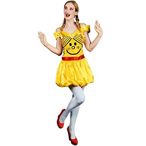 Little Miss Sunshine Costume (Medium Ladies Little Miss Sunshine Costume)