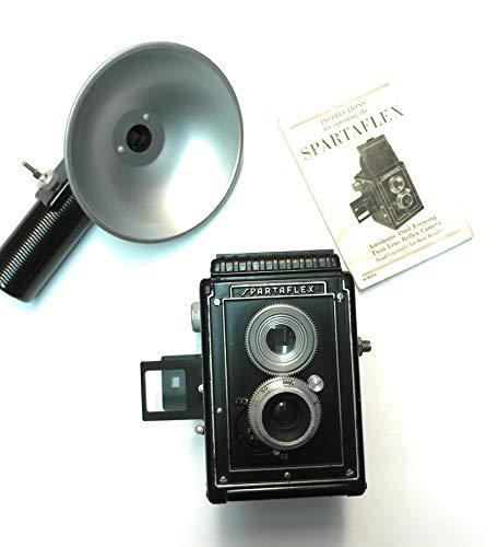 Camera Twin Lens Reflex - 8