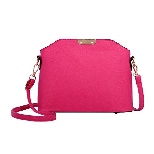LILICAT Bag - Borsa a tracolla Donna Hot Pink