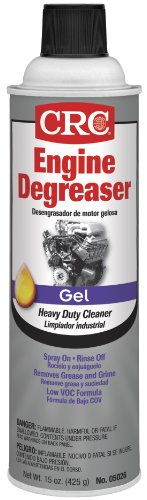 CRC 5026 Gel Engine Degreaser, 15 Wt ()