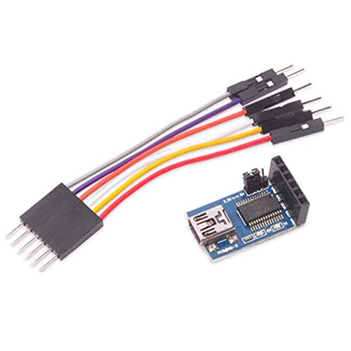 Hyperion Adapter - Hyperion FTDI Adapter Board - USB to UART (FT 232RL)