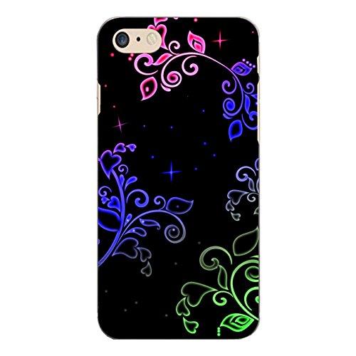 "Disagu Design Case Schutzhülle für Apple iPhone 7 Hülle Cover - Motiv ""Star Neon"""