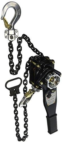TOHO HSH-616 Lever Block/Ratchet Puller Hoist (0.75 Ton, 5ft. Chain)