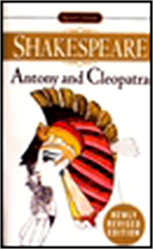 antony and cleopatra as a romantic tragedy