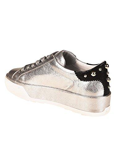 H320 Hogan HXW3200AH10IVY1920 Donna Argento Sneakers 1qwqga