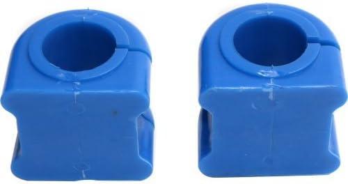 Ram 2500 15-15 Front Set Of 2 Stabilizer Bar Bushing compatible with Ram Fullsize Pickup 94-10