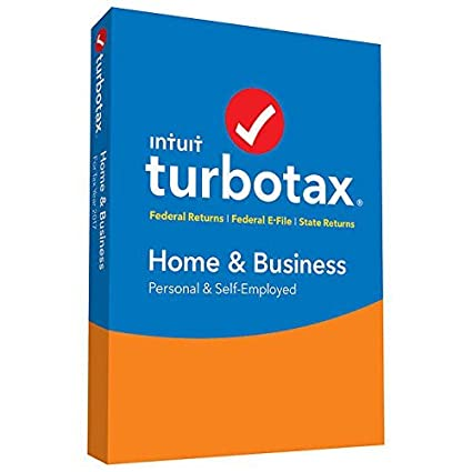TURBOTAX HOME & BUSINESS 2017