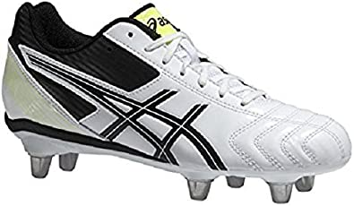 ASICS Lethal Tackle Gs Kids White