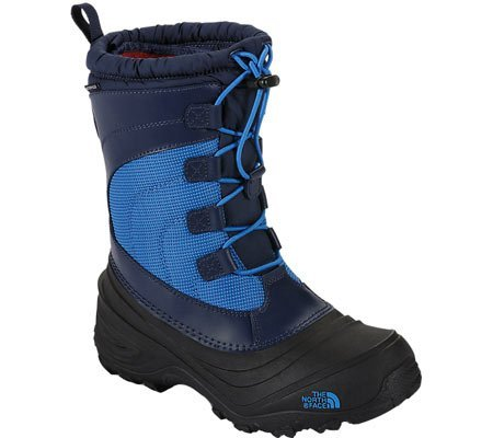 The North Face Alpenglow IV Boot Youth Cosmic Blue/Blue Aster 1 - Kid Express Boots
