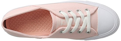 Converse Vapor Vapor Adulto Pink Unisex 690 Multicolore Coral Sneaker Pink Star White Oqwr6O