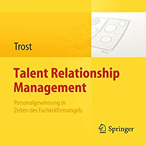 Talent Relationship Management Hörbuch