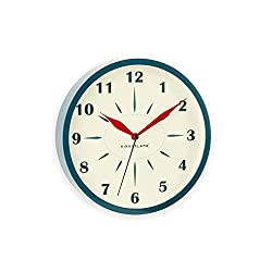 Kikkerland Britannic Clock