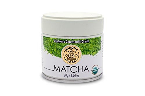 Premium Organic Japanese Ceremonial Matcha