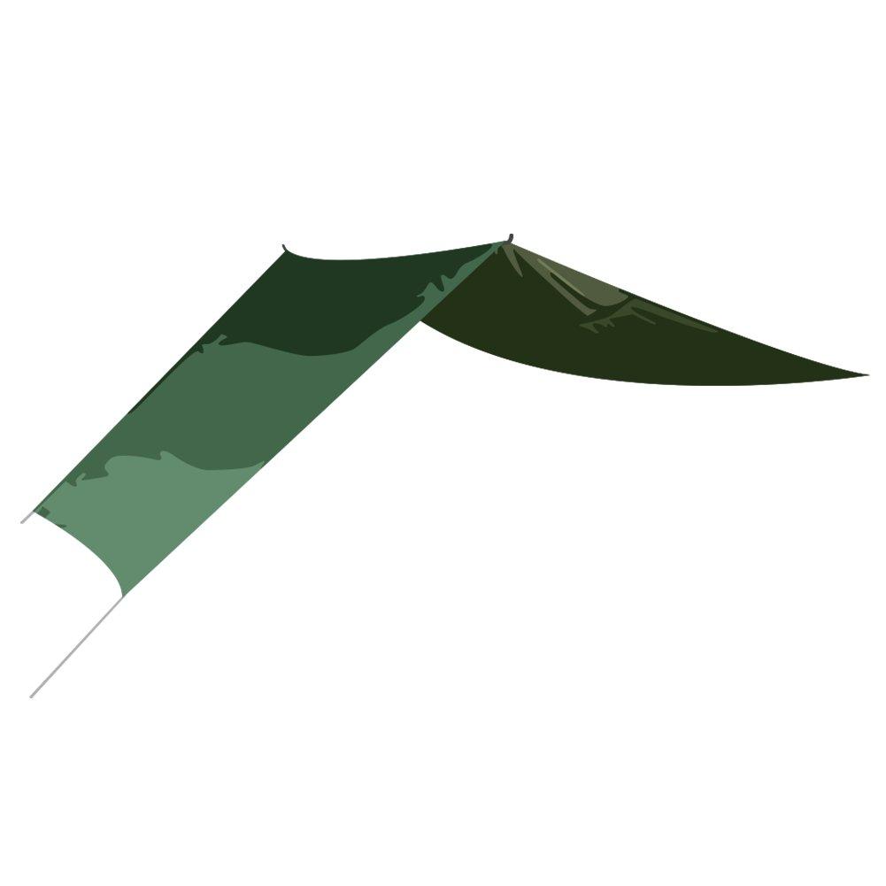 [ ノルディスク ] NORDISK タープ ヴォス 14 SI 117007 フォレストグリーン Voss 14 SI Forest Green - incl. guy-ropes キャンプ 雨よけ 日よけ アウトドア [並行輸入品] B06XFXGNL5
