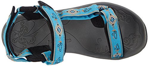 Femme Pacific Bleu Sandal Active Orange Sandales Et Sport LS Northland Outdoor q0U8zE
