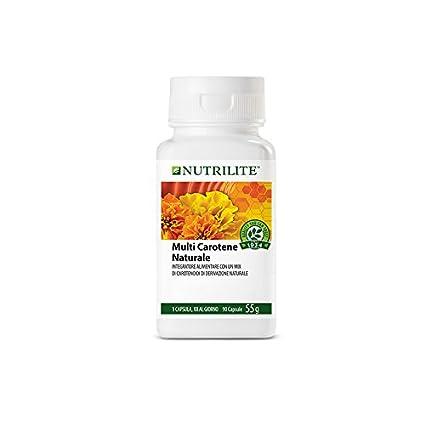 NUTRILITE® Multi b-caroteno (90 N, Cápsulas blandas)