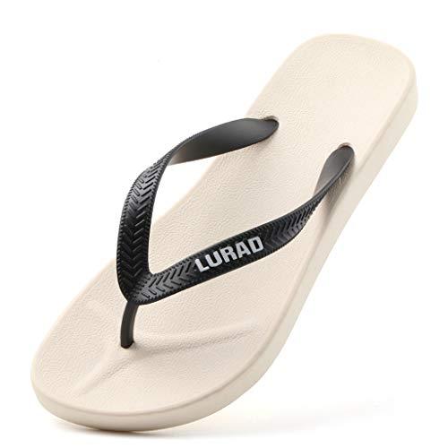 Plein Plage Beige Baskets Voyage Plat Couple Chaussures été de Talon Sandales Beiges Chaussures antidérapant air vUwZFq8v