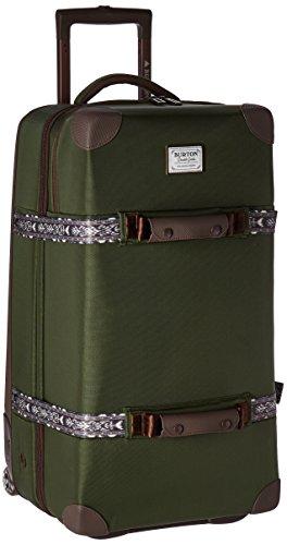 Burton Wheelie Double Deck Travel Bag, Rifle Green
