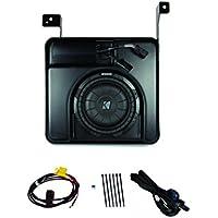 Kicker PSICRE14 PowerStage Amp & Sub Upgrade w/ Base Audio For 2014-15 Chevy Silverado / GMC Sierra Crew Cab