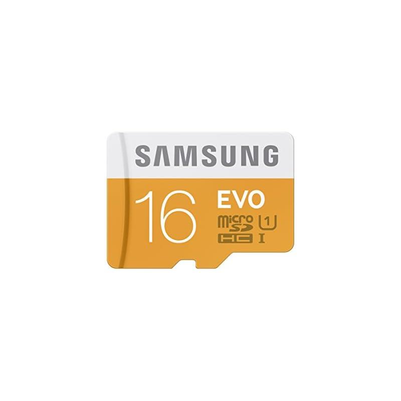 Samsung 16GB up to 48MB/s EVO Class 10 M