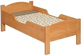 product image for Little Colorado Traditional Toddler Bed, Espresso