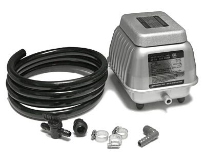 ClearGuard Backwash Air Kit Clearguard Large Air Kit Fits 8,000 and 1 (Aquatic Ball Valve)