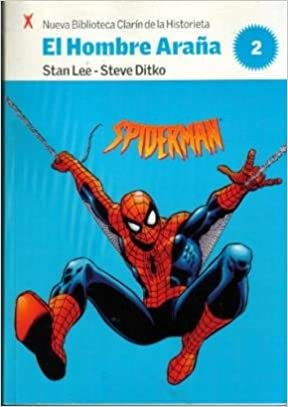El Hombre Araña Spiderman Comic In Spanish 9789507828867 Stan Lee Steve Ditko Books