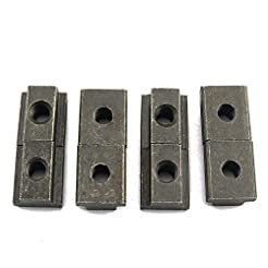 8 Pack M8 T-Slot Nuts Clamping Table Slo...