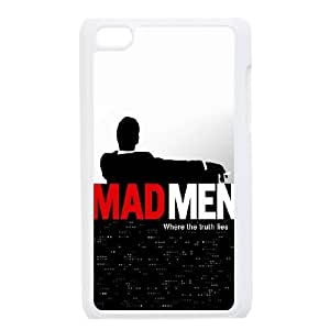 Mad Man iPod Touch 4 Case White phone component RT_197289