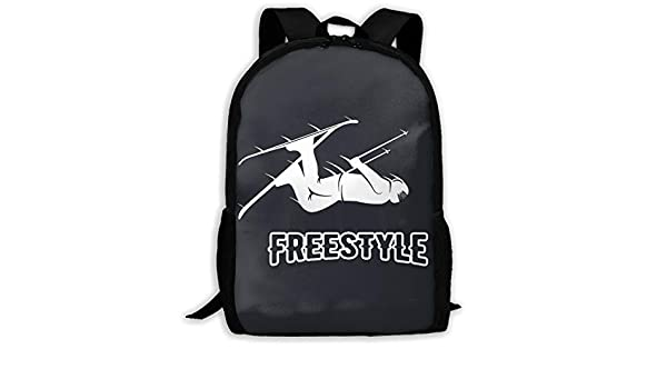 b373b9e5ad60 Amazon.com: Dolores Marguerite Freestyle Skier Backpack Waterproof ...