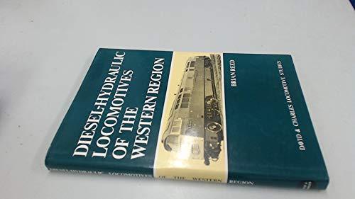 Diesel-hydraulic Locomotives of the Western Region (Locomotive - Locomotive Hydraulic Diesel