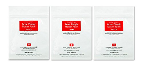 : (3 Pack) COSRX Acne Pimple Master Patch