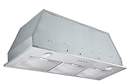 Ancona Inserta Chef Built-In Range Hood, 28-Inch, Stainless Steel AMS Inc AN-1360